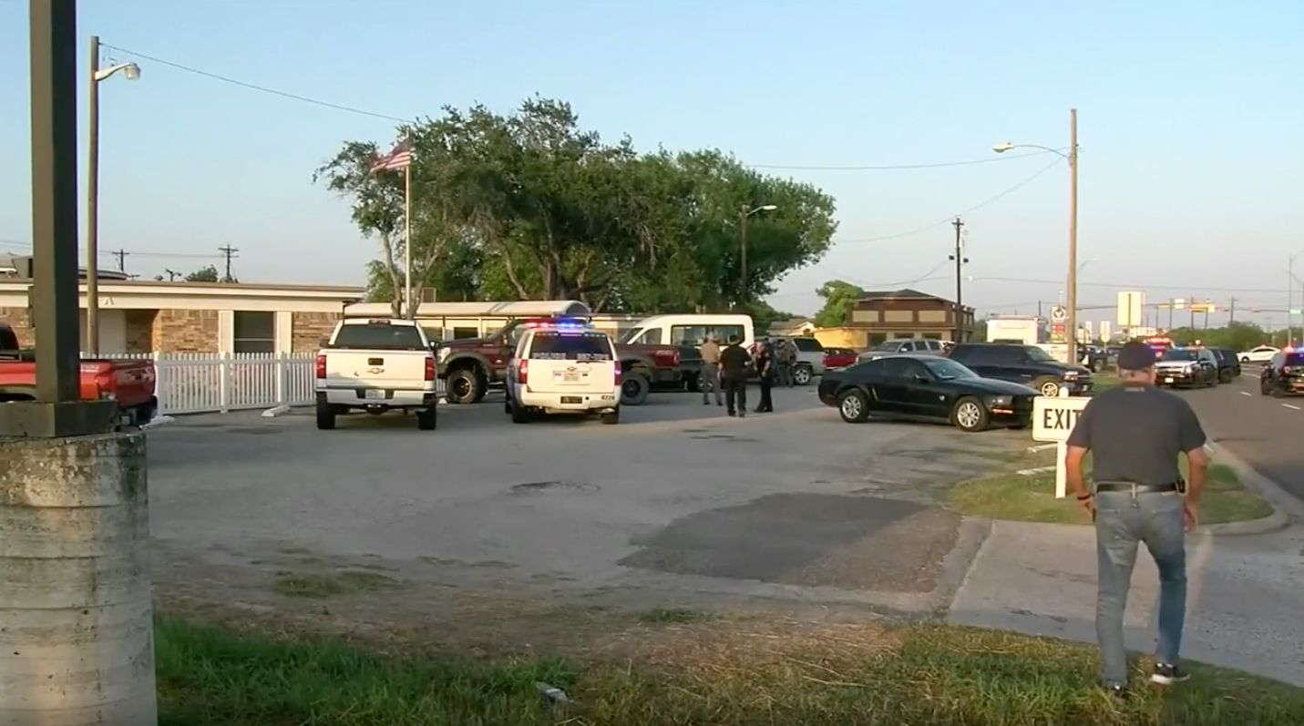 Three people were found dead inside of a Robstown Texas nursing home on Friday Two more bodies were later found in connection to the crime authorities said