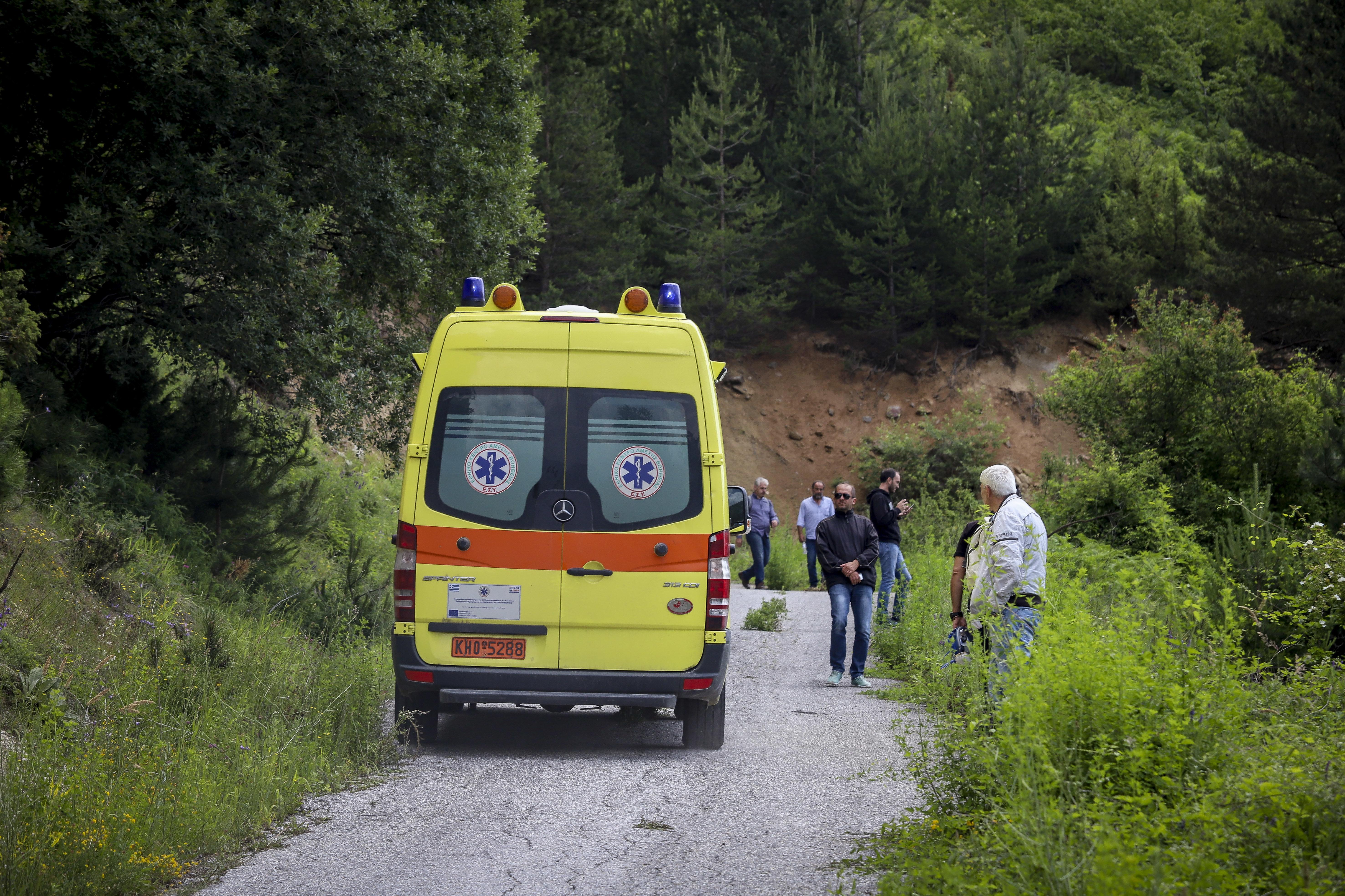 Ζευγάρι Ιταλών νεκροί σε τροχαίο με «γουρούνα» στη