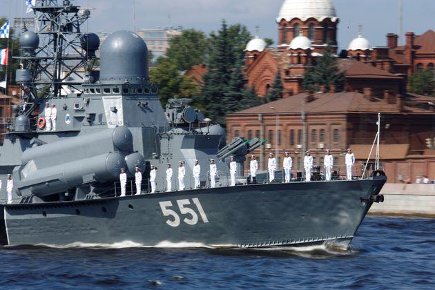 Ενίσχυση του ρωσικού στόλου με 26 νέα πλοία φέτος ανήγγειλε ο