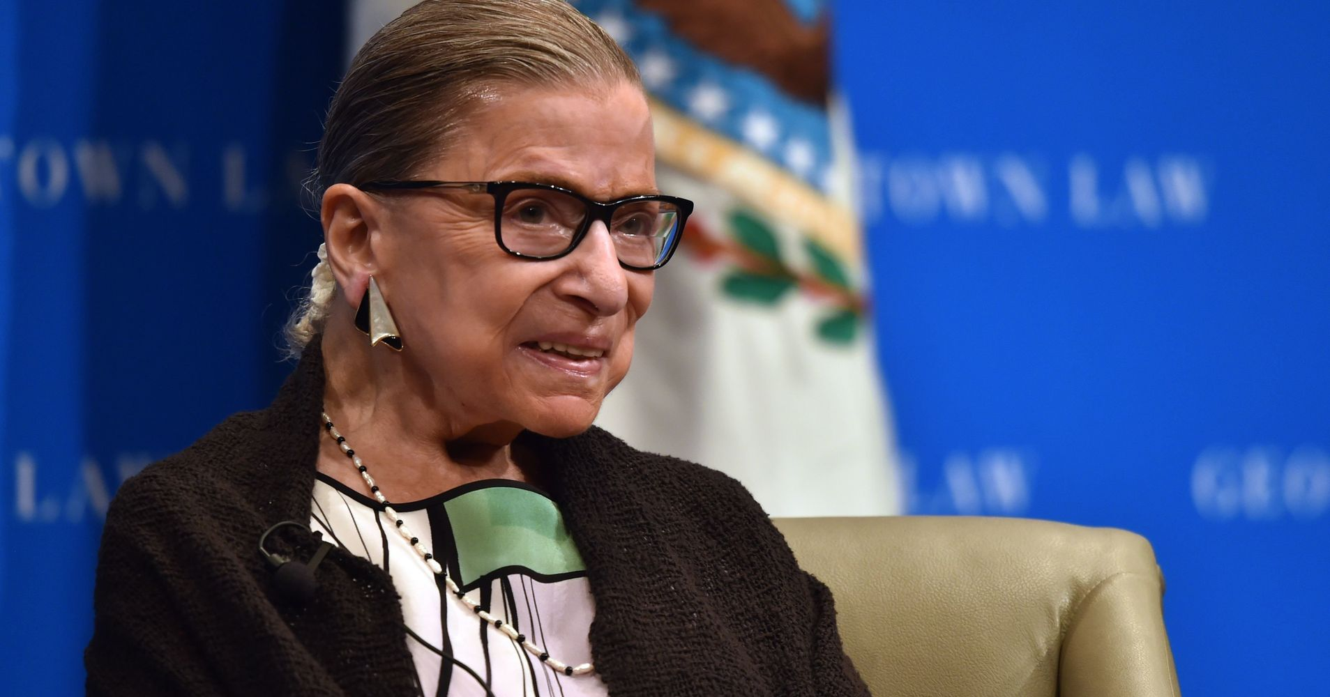 Ruth Bader Ginsburg Says She Has 'At Least 5 More Years' On Supreme Court