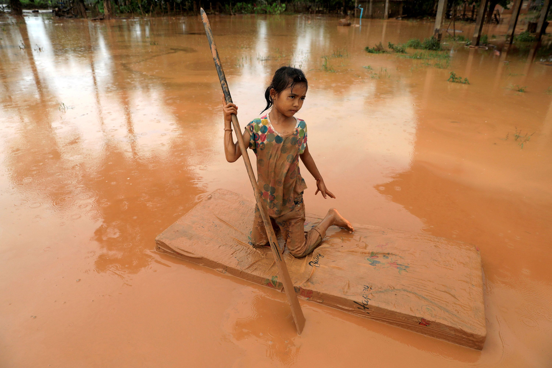 생존 위협받다 생명까지 잃은 라오스 주민들의