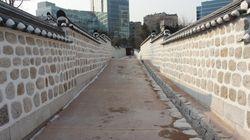 고종이 '아관파천' 당시 이동한 길이