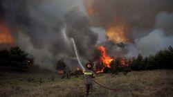 Νέα πρόβλεψη για υψηλό κίνδυνο εκδήλωσης πυρκαγιών. Ποιες περιοχές