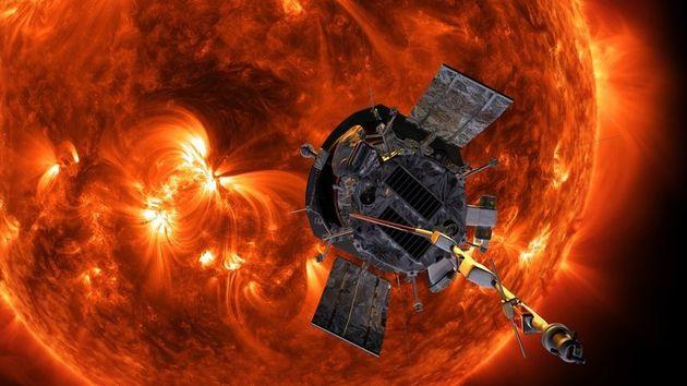 100만℃ 태양 속으로 뛰어들 탐사선이 다음달