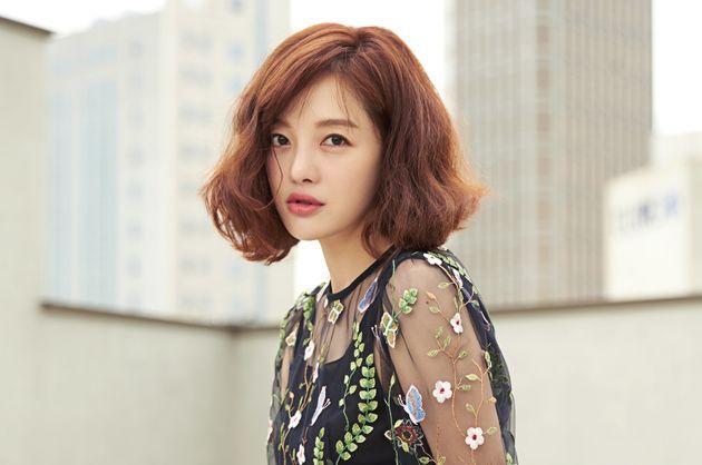 배우 황보라가 남자친구의 형 하정우와 아버지 김용건에 대해 한