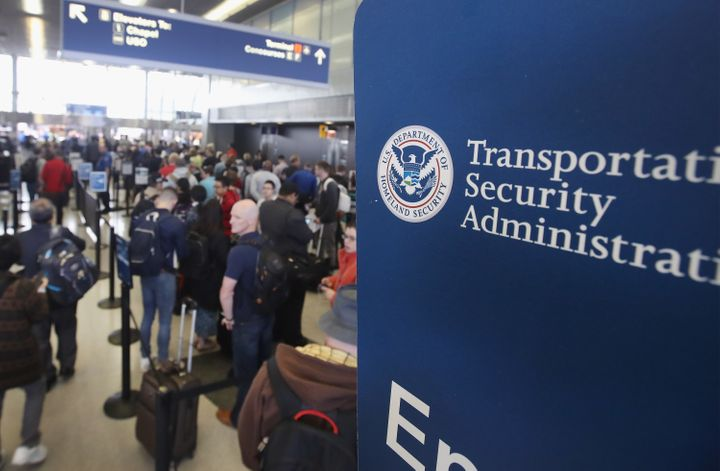 Even if you don't appear on any terrorist watchlists, the TSA may be watching you.