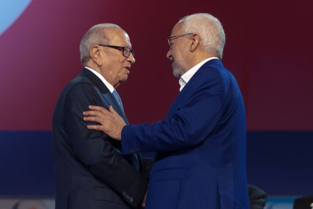 Vote du nouveau ministre de l'Intérieur: Ghannouchi salue le rôle joué par Béji Caid