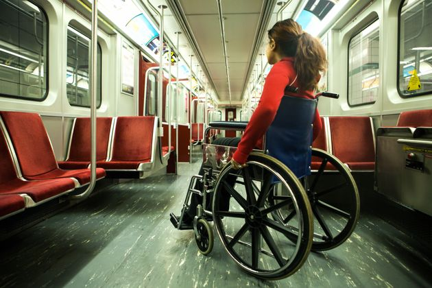 The Next Accessible Train To Arrive On Platform One Will Be Here By Year