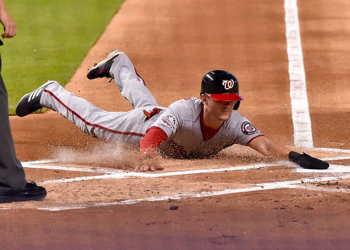 Washington Nationals shortstop Trea Turner