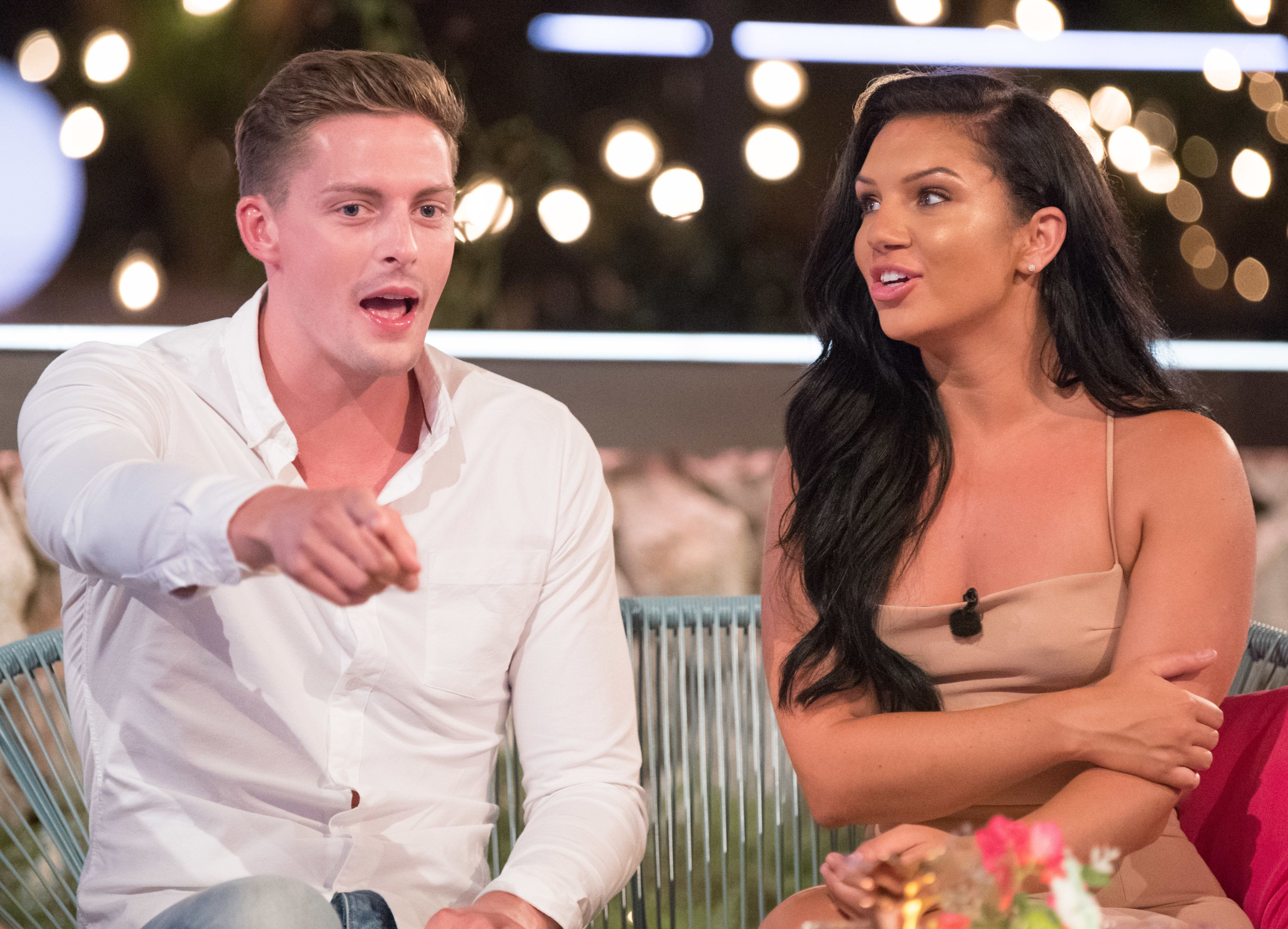 Love Island's Doctor Alex Attempts To Explain His Treatment Of Alexandra