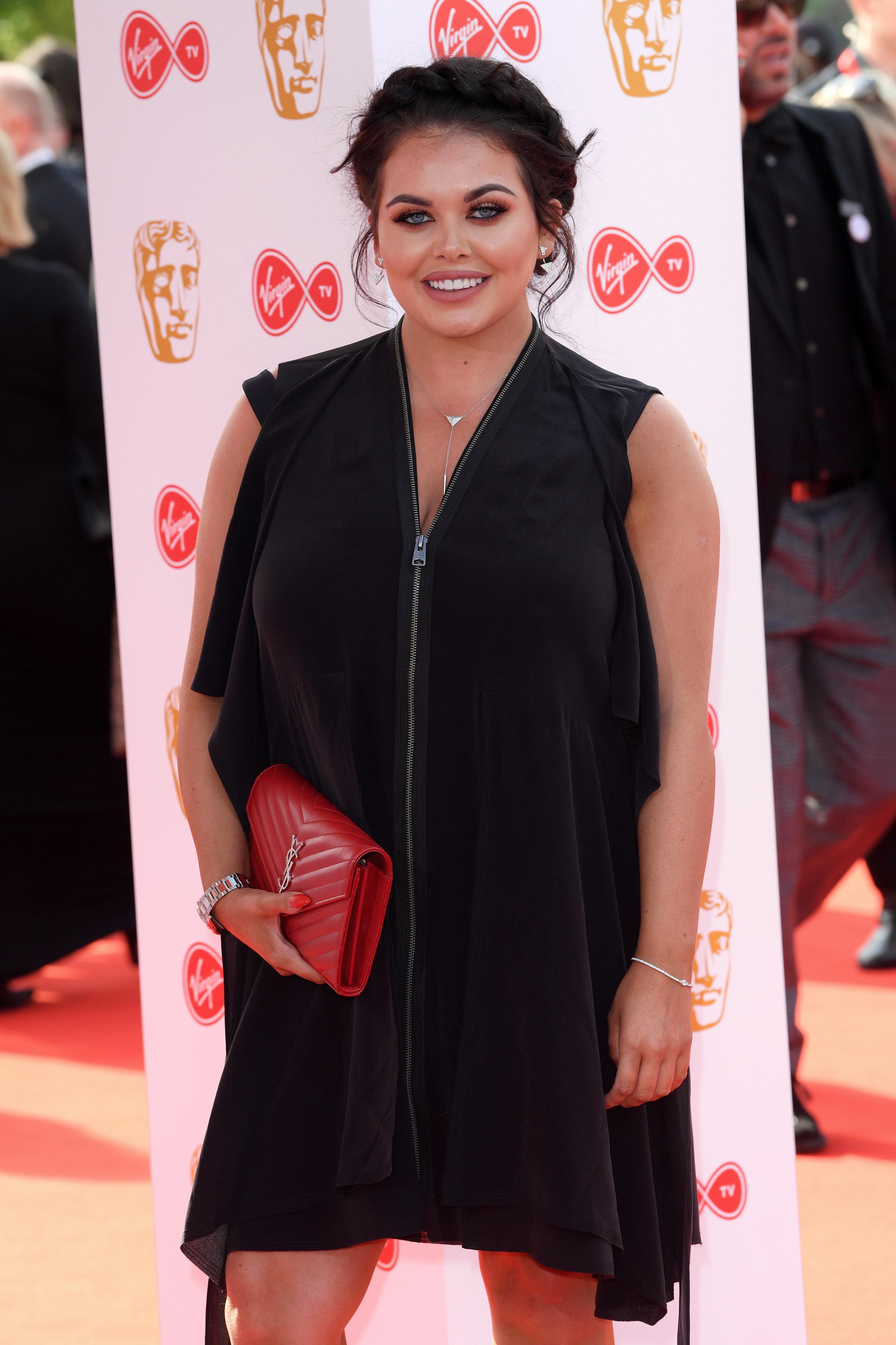Scarlett Moffatt Hits Back At Body-Shaming Trolls After Being Left In Tears By Negative