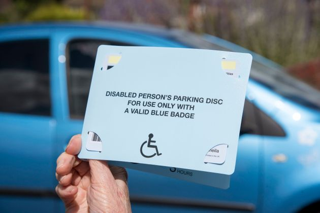 The Blue Badge Scheme Is A Government U-Turn, It's Giving Back What It Took