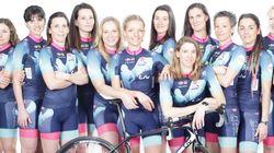 Women Complete Tour De France For