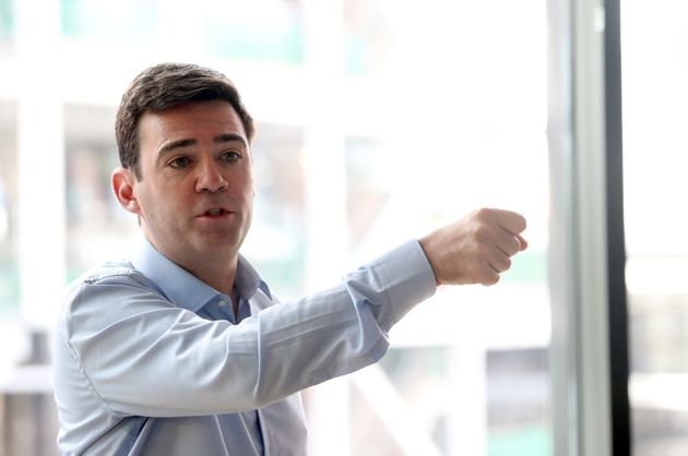 Andy Burnham, Mayor of Greater Manchester, commissioned the