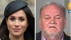 El crudo ataque del padre de Meghan Markle a su hija y a la familia real