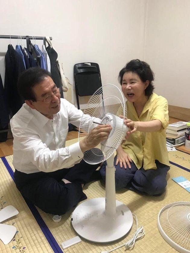 박원순 서울시장이 '옥탑방 살이' 비난한 하태경 의원에 일침을
