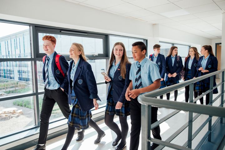 5508a14c82 'It's Taken So Much Stress Out Of My Life': What School Uniform Exchanges  Mean To Parents