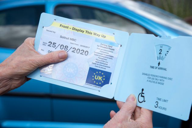 Blue Badge Changes Will Help People Will Mental Health Problems Live