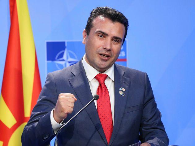 ΠΓΔΜ: Στις 30 Σεπτεμβρίου ορίστηκε το δημοψήφισμα με επίκεντρο τη συμφωνία με την Ελλάδα για το