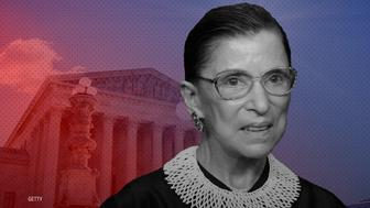 Ruth Bader Ginsburg says she will be a Supreme Court justice for at least five more years