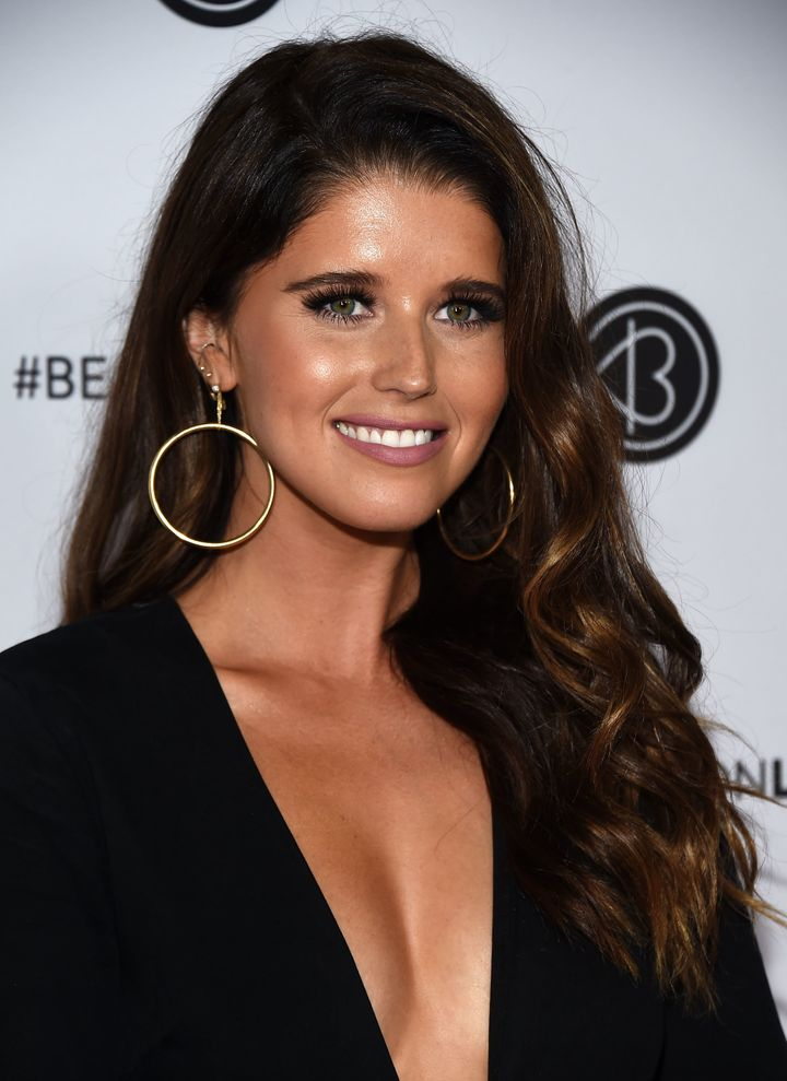 Katherine Schwarzenegger attends the 5th Annual Beautycon Festival Los Angeles in 2017.