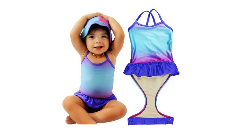 92e2312b7a9 Moms' Swimsuit Design For Girls Is A Beach Day Game Changer