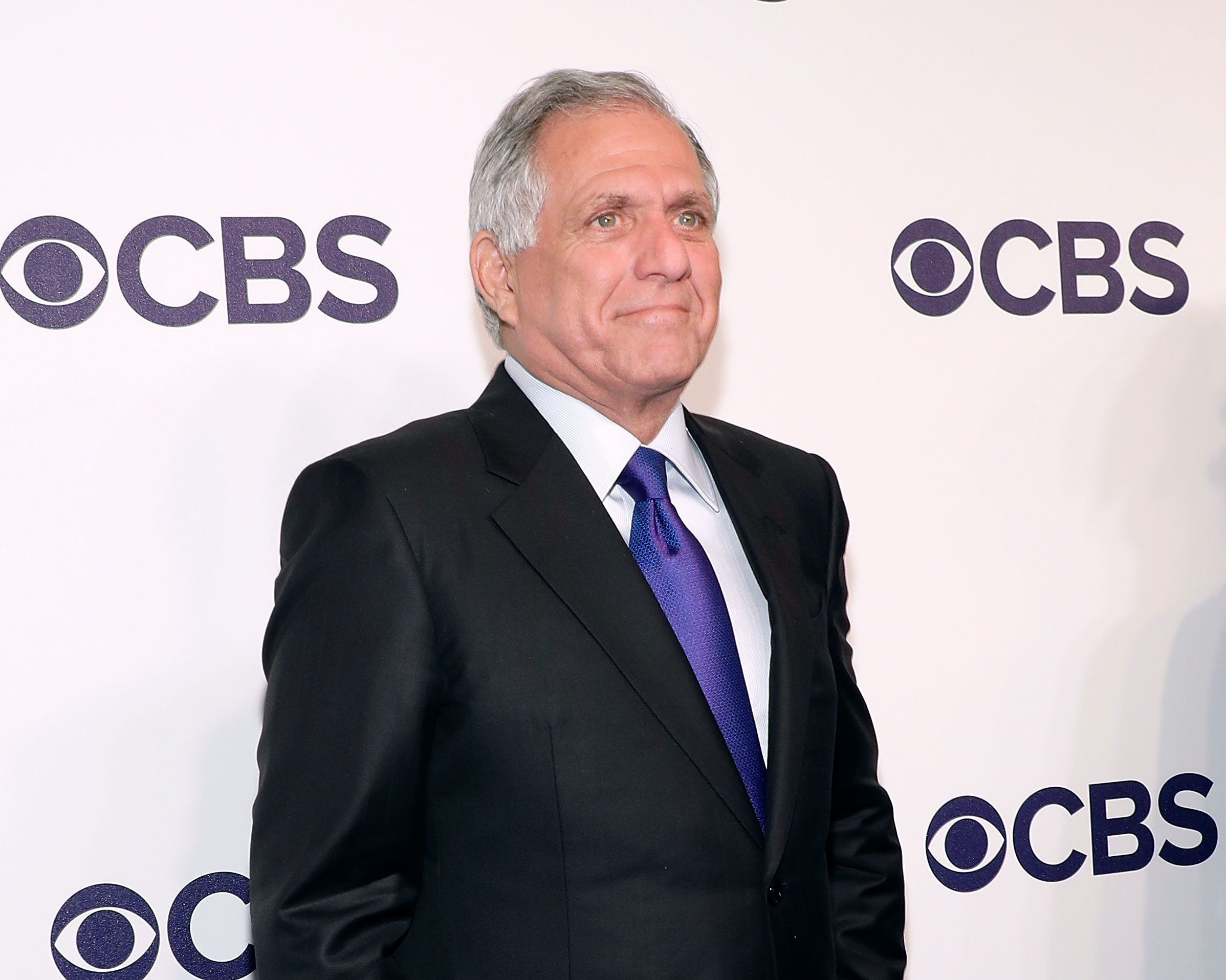 NEW YORK, NY - MAY 17:  Les Moonves attends the 2017 CBS Upfront at The Plaza Hotel on May 17, 2017 in New York City.  (Photo by Taylor Hill/FilmMagic)