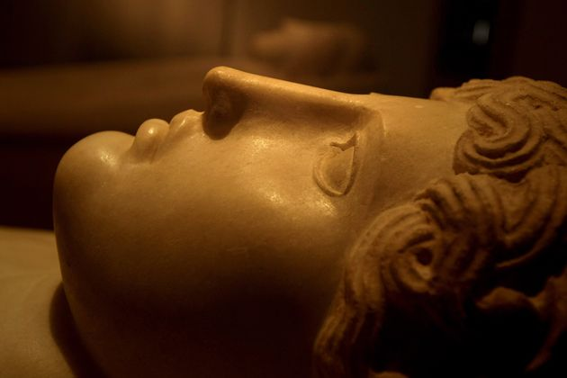 Έξι αγάλματα 2,000 ετών ανακαλύφθηκαν στην αρχαία