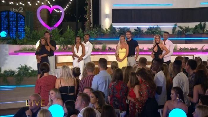 All of this year's 'Love Island'