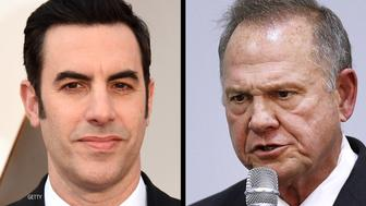 Sacha Baron Cohen pranked Roy Moore with a pedophile detector
