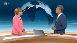 Hitzewelle: Ministerin Klöckner spricht im ZDF drastische Warnung
