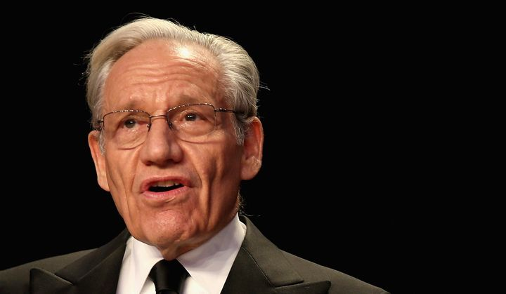 Veteran investigative reporter Bob Woodward has been working on a new book about the White House during Donald Trump&rsq