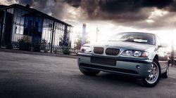 독일에서도 달리던 BMW 차량에서 불이 나고