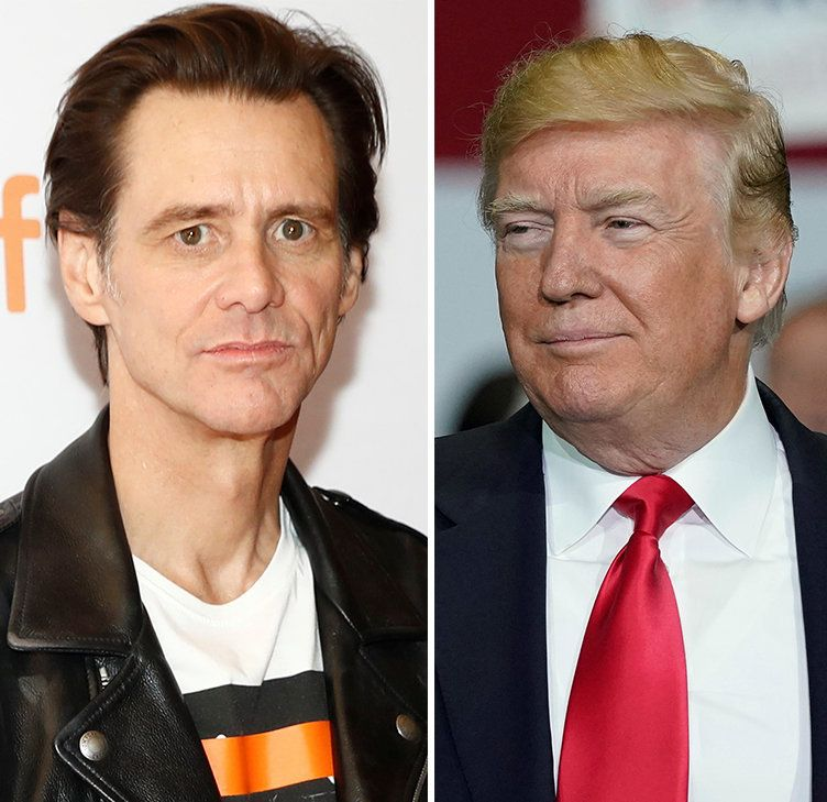 Jim Carrey Explains His Anti-Trump Art: 'I Can't Watch This Nightmare Unfold'