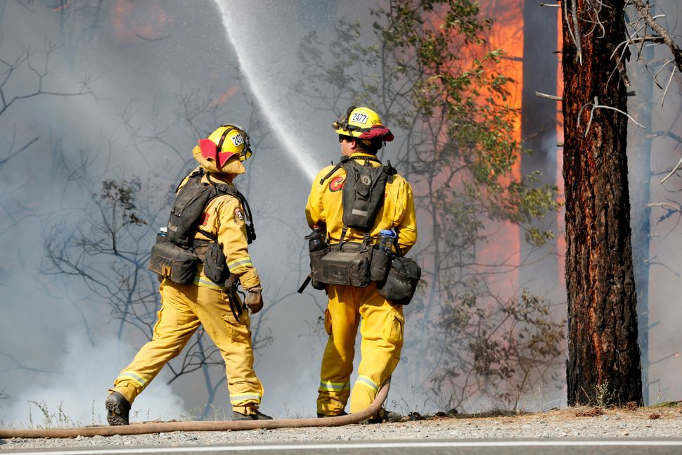 Redding Fire is now believed to be the ninth-destroyed fire ctive in state history, California Department of Forestry