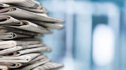 Les effectifs des journaux américains ont baissé de 45% depuis