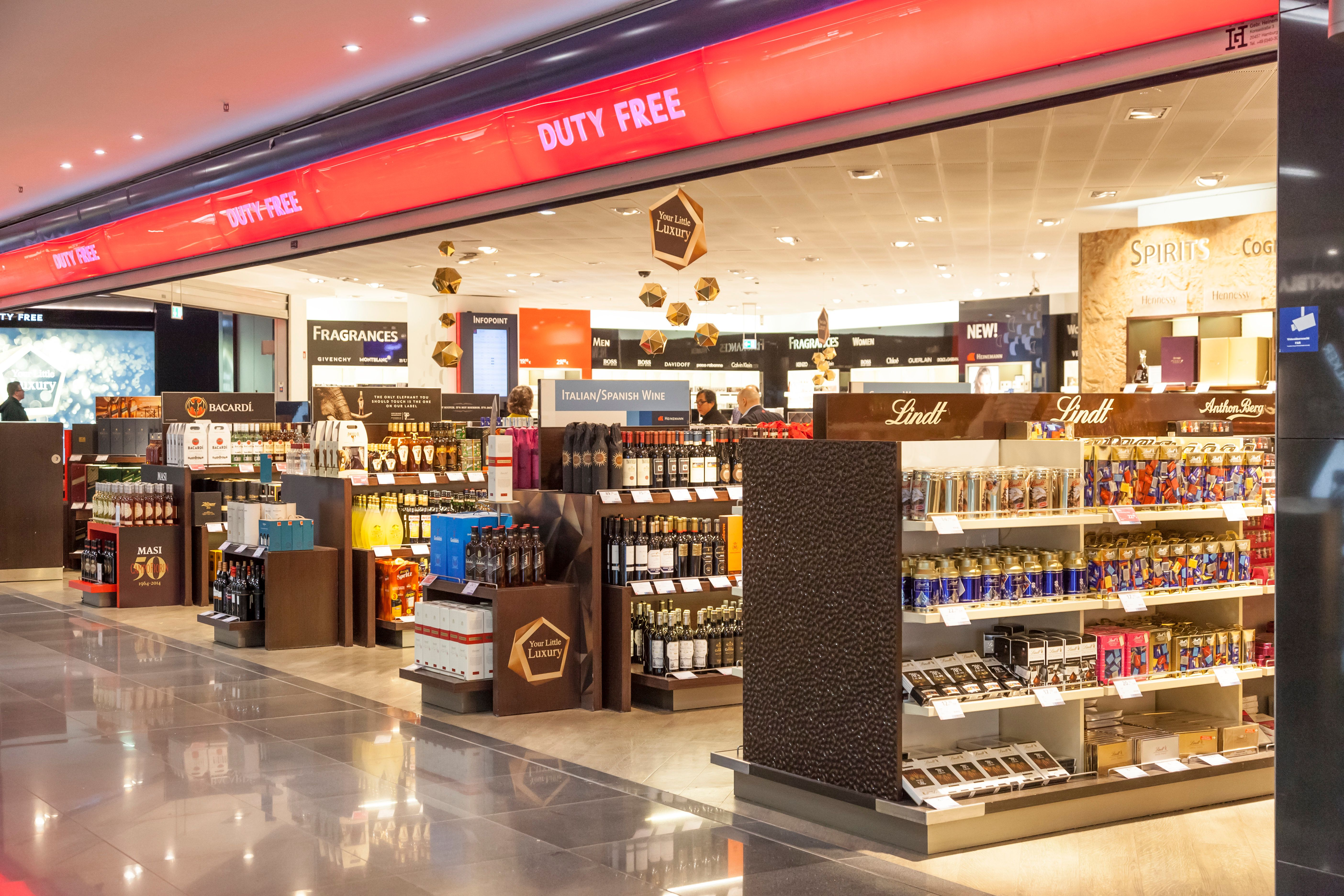 Should You Skip Duty Free? Research Reveals It Might Not Be