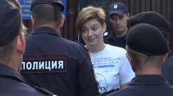 World Cup Protesters Arrested Upon Release In