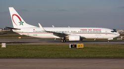 Royal Air Maroc annule 15 vols ce mardi
