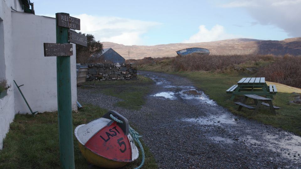 The Isle of Ulva, which currently has a population of just six people, hasrecently been purchased...