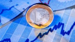 Eurostat: Επιβράδυνση της οικονομικής ανάπτυξης στην Ευρωζώνη το β'