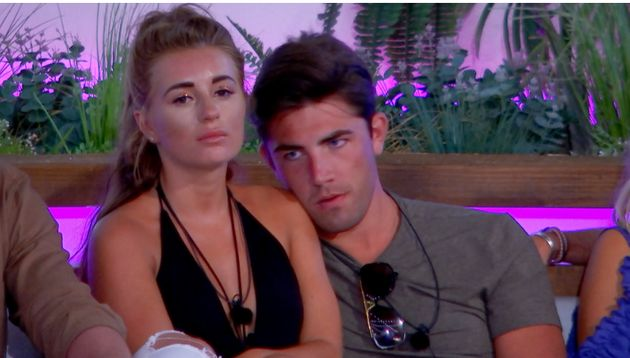 Love Island winners Dani Dyer and Jack Fincham have been delayed on their return home to the