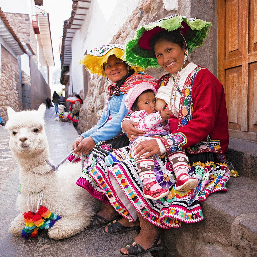 Incredible Photos Celebrate Breastfeeding Mums Around The