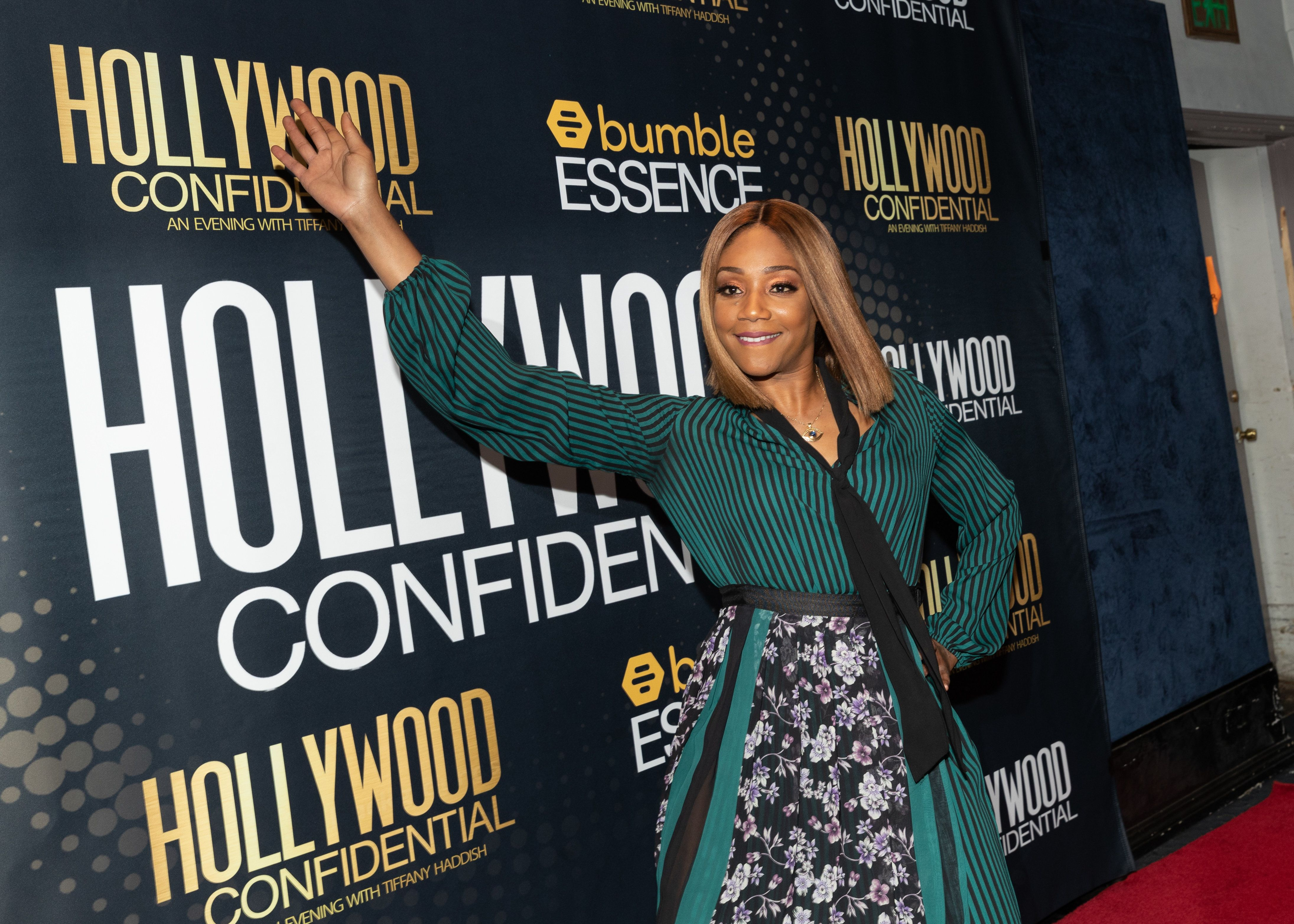 Tiffany Haddish Reveals She Was Raped at Age 17