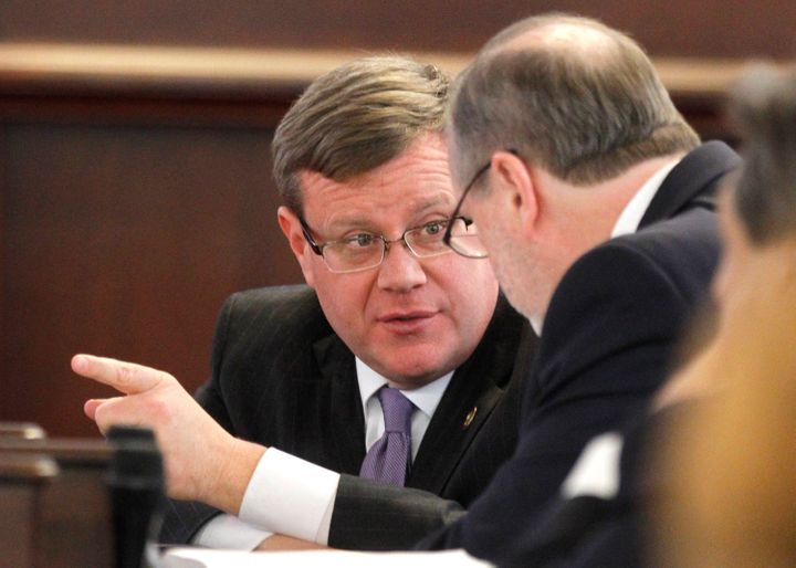 North Carolina House Speaker Tim Moore (R) called a special session to prevent captions for constitutional amendments from ap