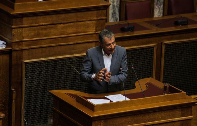 Θεοδωράκης: Δεν νοείται ανάληψη πολιτικής ευθύνης χωρίς παραιτήσεις ή