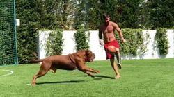 Lionel Messi s'entraîne avec un adversaire surprenant avant le début de la nouvelle
