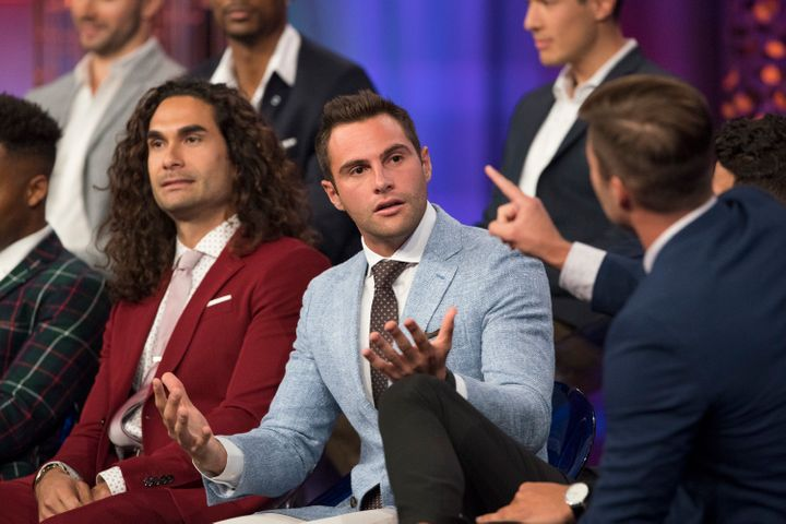 "The Men Tell All special on ""The Bachelorette"" left viewers with little."