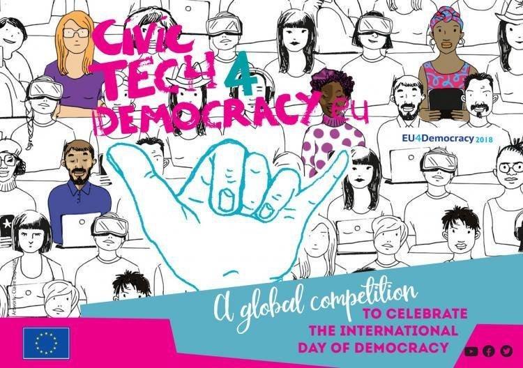 CivicTech4Democracy: Quels sont les projets en lice pour représenter la Tunisie