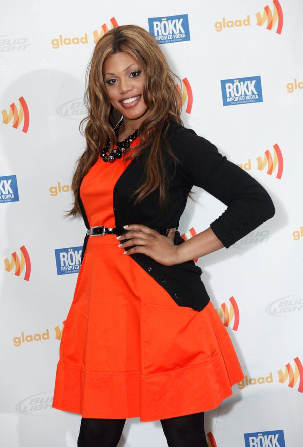At the GLAAD Panel at the Filmmaker Lodge during the 2011 Sundance Film Festival on Jan. 25 in Park City, Utah.